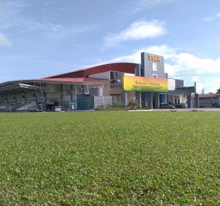 Stadium Sultan Abdul Halim