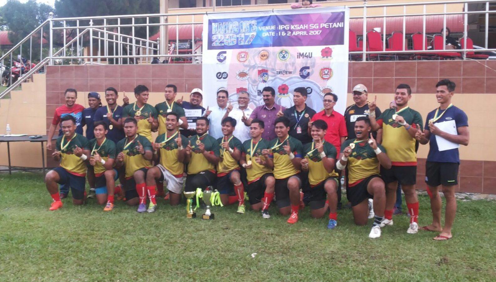 Kejohanan Ragbi Piala Kelab Ragbi Kuala Muda (KMRC)
