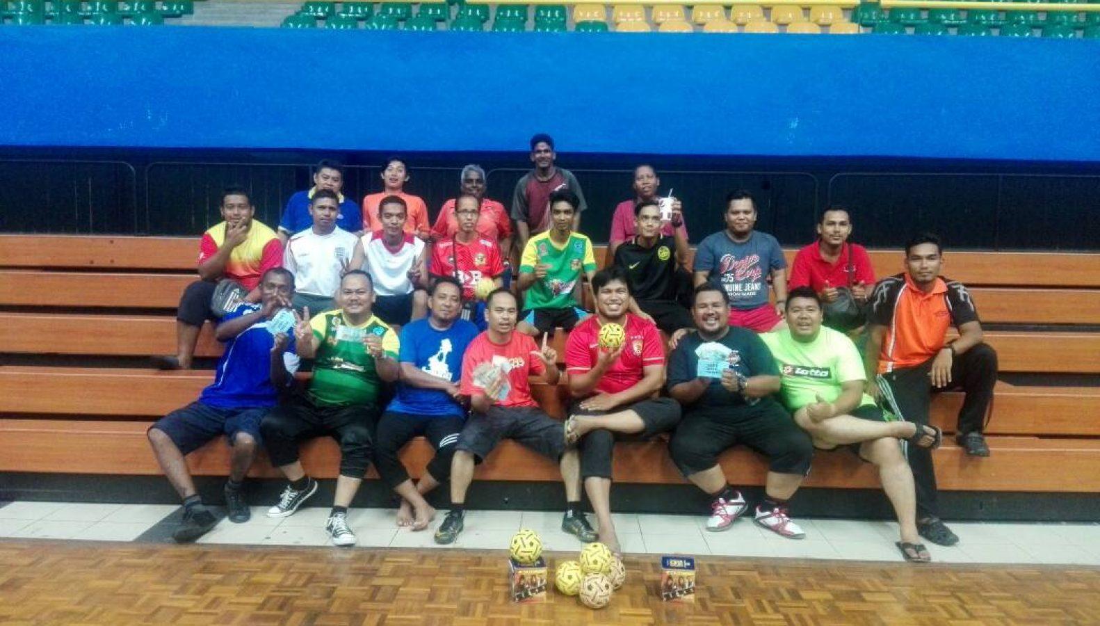 Kejohanan Sepak Takraw 2017 Anjuran PSNK